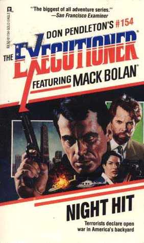 Night Hit (Mack Bolan the Executioner #154)