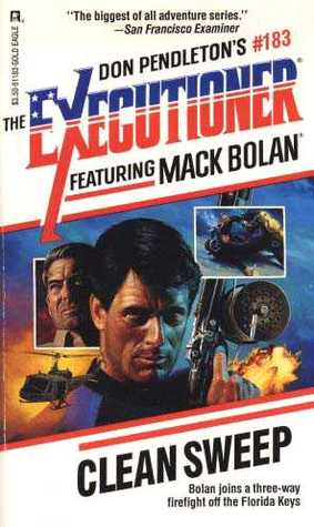 Clean Sweep (Mack Bolan The Executioner, #183)