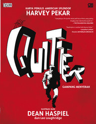 The Quitter by Harvey Pekar
