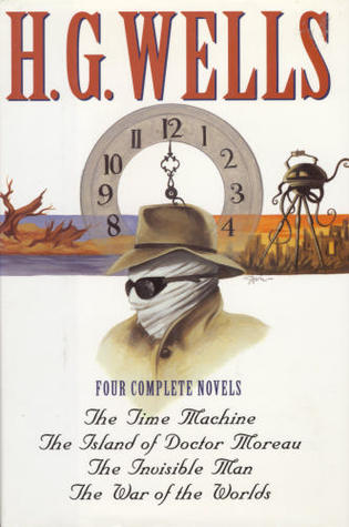 Four Complete Novels by H.G. Wells
