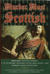 Murder Most Scottish by Stefan R. Dziemianowicz