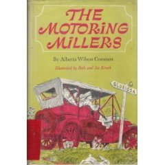 The Motoring Millers (Miller Girls, book 2)