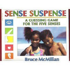 Sense Suspense: A Guessing Game For The Five Senses