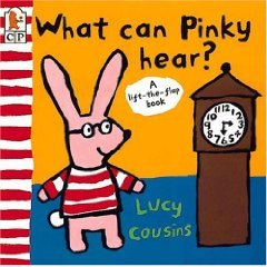 What Can Rabbit Hear? by Lucy Cousins