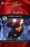 Storm Watch (Uniformly Hot! #8) (Harlequin Blaze #487)