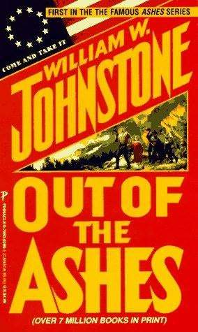 Out of the Ashes by William W. Johnstone