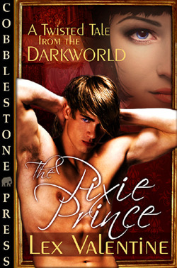 The Pixie Prince (Twisted Tales #1)