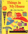Things In My House (Little Golden Readers)