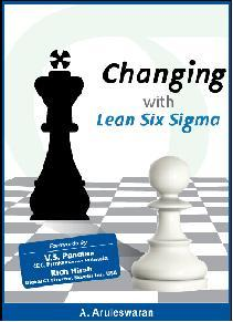 Changing With Lean Six Sigma by A. Aruleswaran