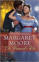 The Viscount's Kiss (Kiss Me, #4)