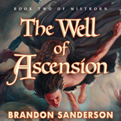 The Well of Ascension by Brandon Sanderson
