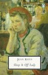 Sleep it Off Lady: Stories by Jean Rhys