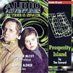 BBV Time Travellers: Prosperity Island (Doctor Who)