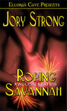 Roping Savannah by Jory Strong