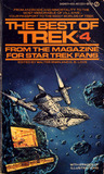 The Best of Trek: From the Magazine for Star Trek Fans (Best of Trek, #4)