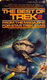 The Best of Trek: From the Magazine for Star Trek Fans (Best of Trek, #2)