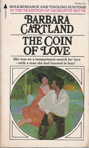 The Coin of Love by Barbara Cartland