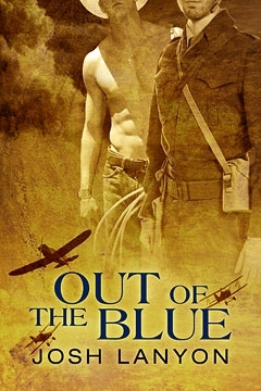 Out of the Blue by Josh Lanyon