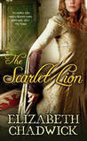 The Scarlet Lion by Elizabeth Chadwick