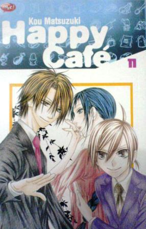 Happy Café, Volume 11