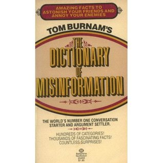 The Dictionary of Misinformation