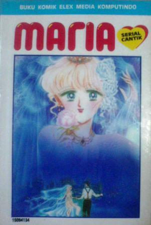 Maria by Naoko Takeuchi
