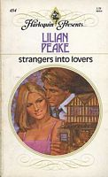 Strangers into Lovers by Lilian Peake