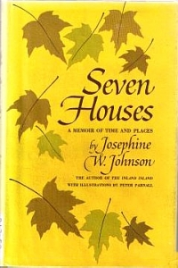 Seven houses by Josephine Winslow Johnson