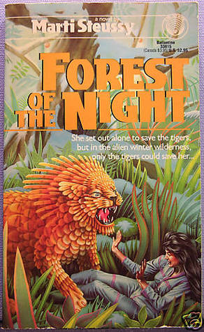 Forest of the Night by Marti Steussy