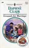 Grounds for Marriage by Daphne Clair
