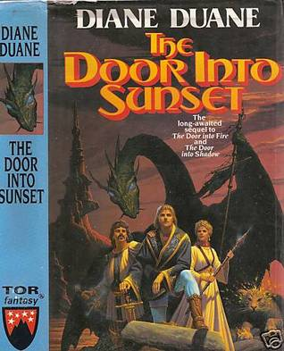 The Door into Sunset by Diane Duane