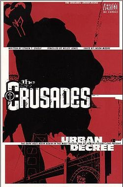 Download The Crusades, Volume 1: Urban Decree by Steven T. Seagle, Kelley Jones PDF