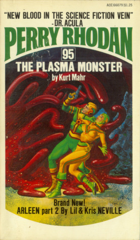 The Plasma Monster (Perry Rhodan - English #95)