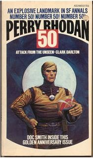 Attack From The Unseen (Perry Rhodan - English, #50)