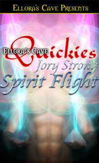 Spirit Flight by Jory Strong
