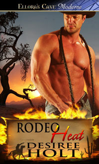 Rodeo Heat by Desiree Holt