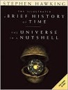 The Illustrated A Brief History of Time & The Universe in a Nutshell