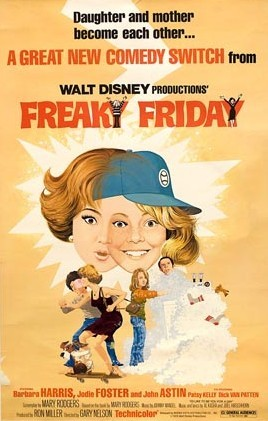 Freaky Friday by Mary Rogers