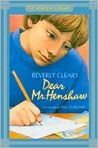 Dear Mr. Henshaw (The Newbery Library Series)