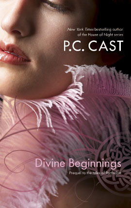 Divine Beginnings (Partholon, #0.5)