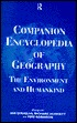 Companion Encyclopedia of Geography by Ian   Douglas