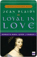 Loyal in Love (Queens of England, #1)