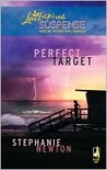 Perfect Target (Steeple Hill Love Inspired Suspense #142) (Emerald Coast 911, #1