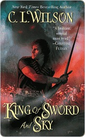 King of Sword and Sky (Tairen Soul, #3)