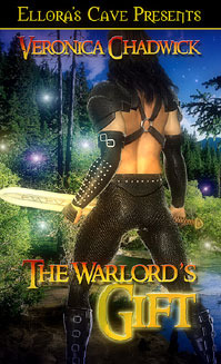 The Warlord's Gift by Veronica Chadwick