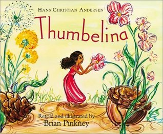 Thumbelina by Brian Pinkney