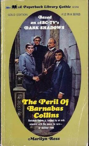 The Peril of Barnabas Collins by Marilyn Ross