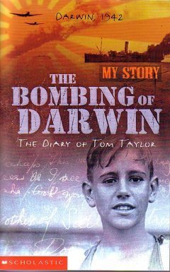 The Bombing of Darwin by Alan Tucker
