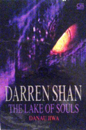 The Lake of Souls by Darren Shan