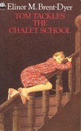 Tom Tackles the Chalet School by Elinor M. Brent-Dyer